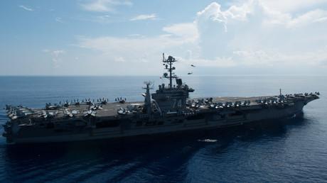 Handout-Foto der US Navy am 20. Mai 2016 im Südchinesischen Meer.