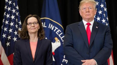 Wurde Donald Trump von CIA-Chefin Gina Haspel reingelegt? Sie präsentierte ihm bei einem entscheidenden Briefing Bilder aus Salisbury, die ihn zur Ausweisung von dutzenden russischen Diplomaten bewogen haben.