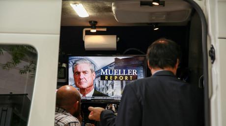 Veröffentlichung des Berichts von Sonderermittler Robert Mueller wird in Washington mit großem Interesse erwartet.
