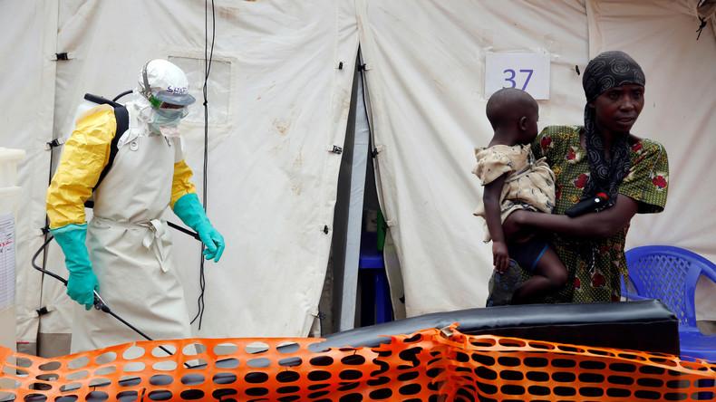 Drastischer Anstieg der Zahl von Ebola-Fällen in Kongo beunruhigt Experten