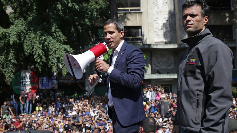 Venezuela: Fake News, um Putschversuch zu verklären