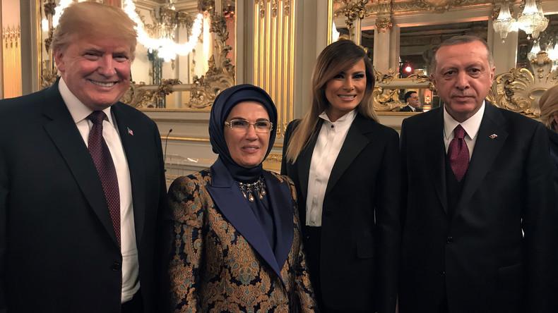 US-Präsident Trump will die Türkei besuchen