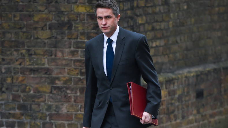 Geheime Informationen an Presse weitergegeben? May feuert Verteidigungsminister Williamson