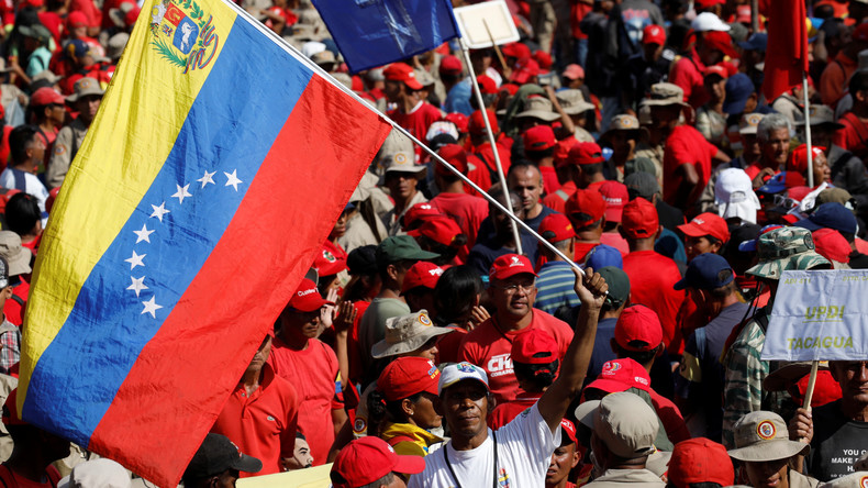 Pentagon über Militärintervention in Venezuela: Bislang kein Einsatzbefehl