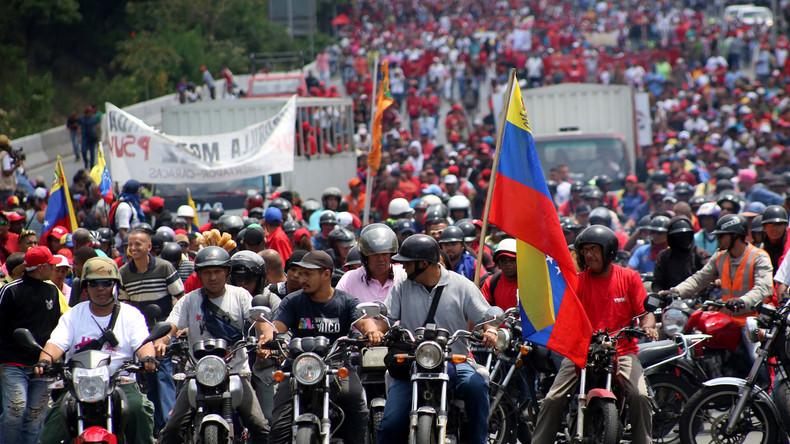Washingtons verquere Logik: Warum der Putschversuch in Venezuela keiner war (Video)