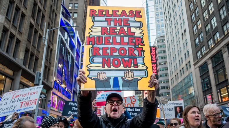 Saga ohne Ende: US-Demokraten reiten weiter auf Trumps nicht-existenter Russland-Affäre rum (Video)
