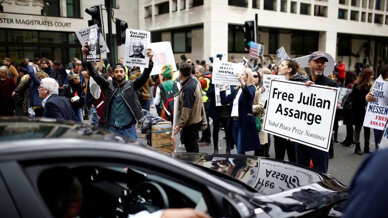 Was geschieht jetzt mit Julian Assange? (Video)