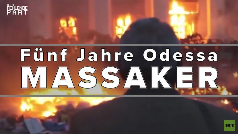 5 Jahre Odessa Massaker - Ein Verbrechen ohne Täter?