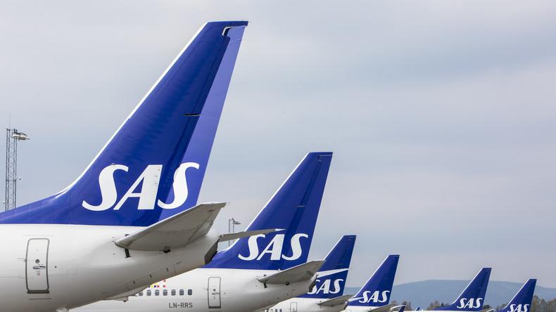 Skandinavische Airline SAS: Pilotenstreik beendet – nach Einigung mit Gewerkschaften