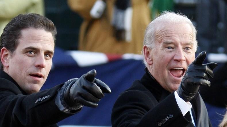 Joe Biden und die Ukraine: Wird dem Präsidentschaftskandidaten ein Korruptionsfall zum Verhängnis?