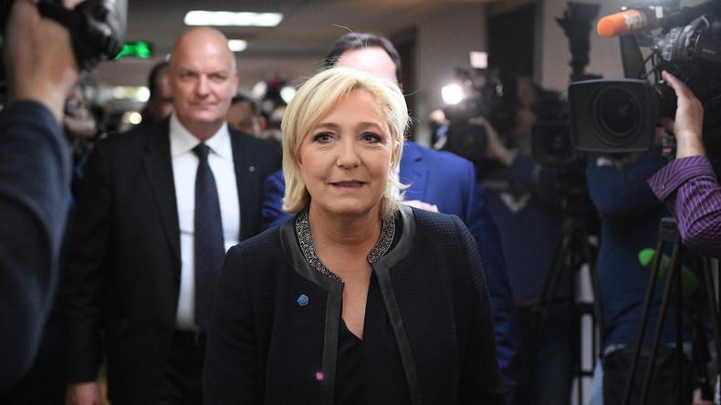 Bulgarien: Marine Le Pen in Sofia, um die nationalistische Partei Wolja zu unterstützen