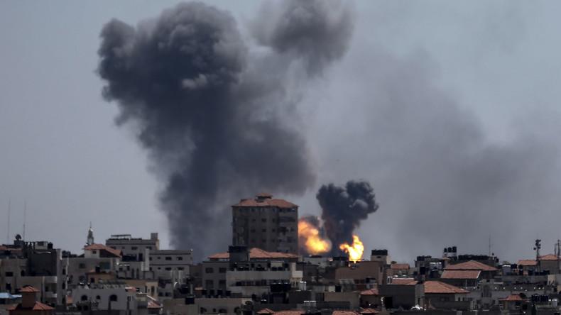 Neue Konfrontation am Gazastreifen: Palästinenser feuern 100 Raketen ab, Israel fliegt Luftangriffe