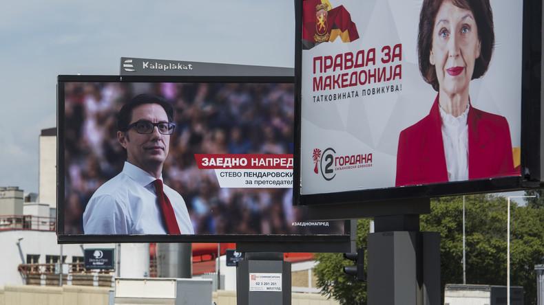 Nordmazedonien entscheidet über neuen Staatschef