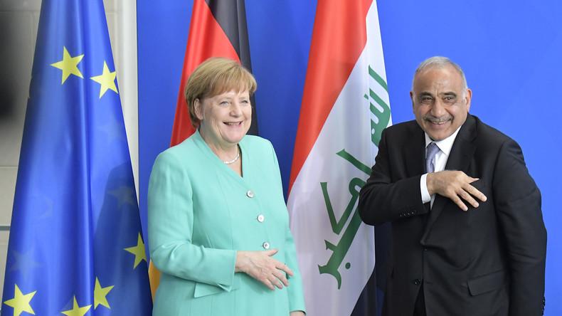 Irakischer Regierungschef äußert sich gegen schnelle Abschiebungen aus Deutschland