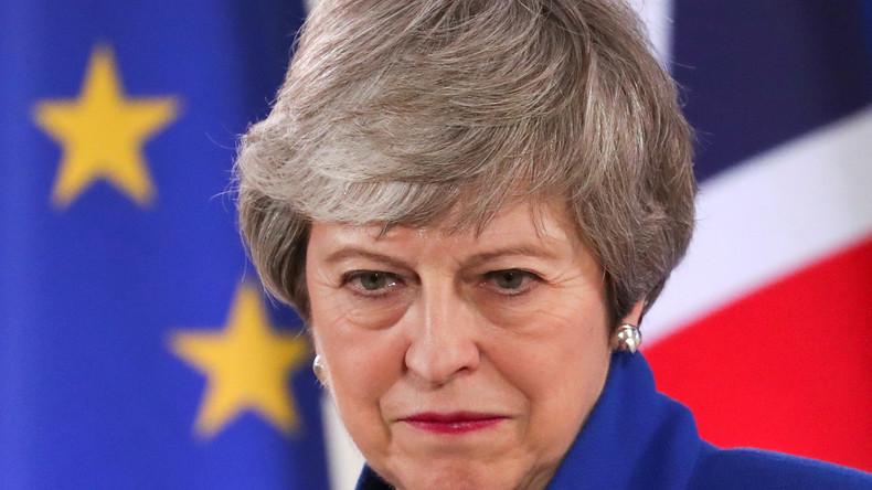 Brexit-Kompromiss? Theresa May geht nach Niederlage bei Kommunalwahlen auf Opposition zu