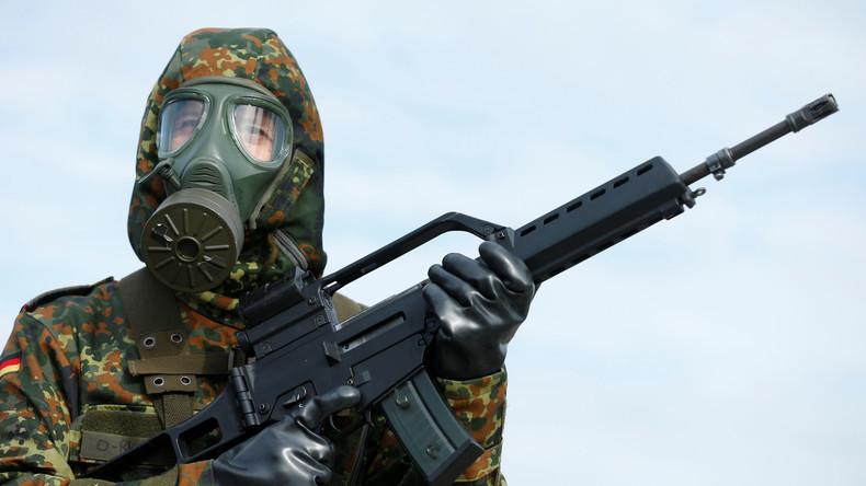 Waffenhersteller Heckler & Koch kritisiert Ausschreibungspraxis der Bundeswehr