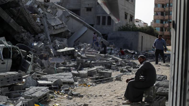 Vorübergehende Waffenruhe zwischen Hamas und Israel ausgehandelt
