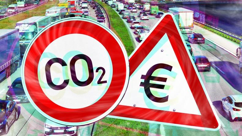 CDU-Politiker gehen im Streit um CO2-Steuer auf Distanz zu Kramp-Karrenbauer