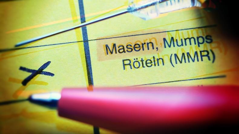 Bericht: Rund 600.000 müssten gegen Masern nachgeimpft werden