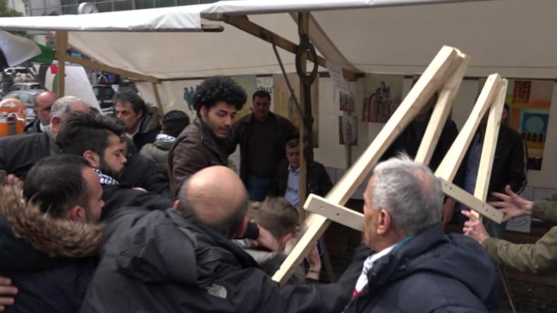 """Berlin-Neukölln: Israeli bei Palästinenser-Fest angegriffen, weil er """"Israel"""" rief"""