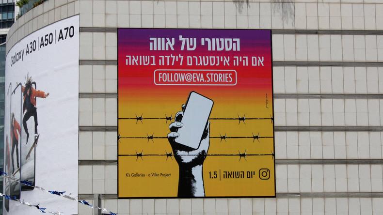 Holocaust für Teenager: Wie ein Instagram-Profil die Erinnerungen wachhält