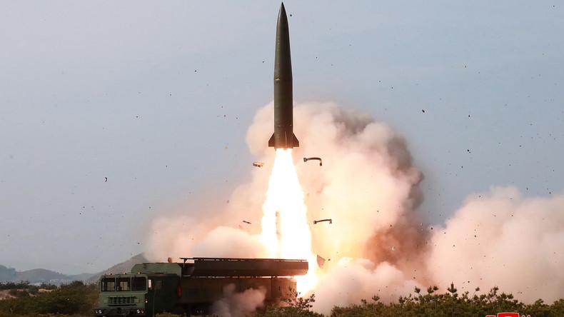 Nordkorea: Kaum Kritik trotz Raketentest (Video)