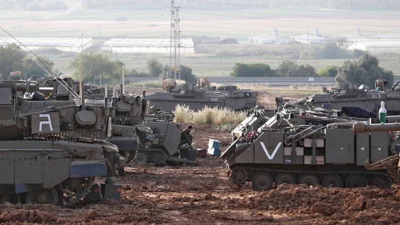 Israelisch-palästinensischer Konflikt flammt wieder auf (Video)