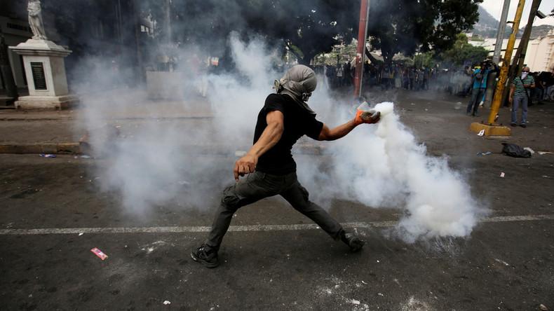 Die US-amerikanische Doppelmoral am Beispiel Honduras