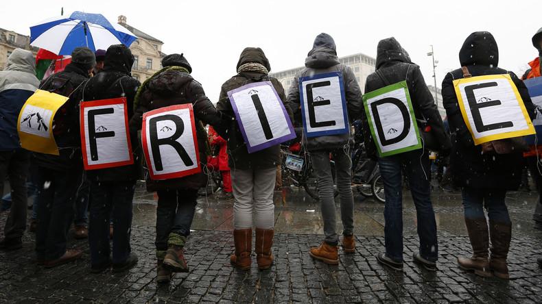 Frankfurt - Abgesang der Friedensbewegung