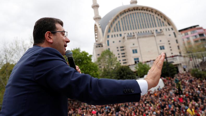 Istanbul: Opposition protestiert gegen Annullierung der Bürgermeisterwahl