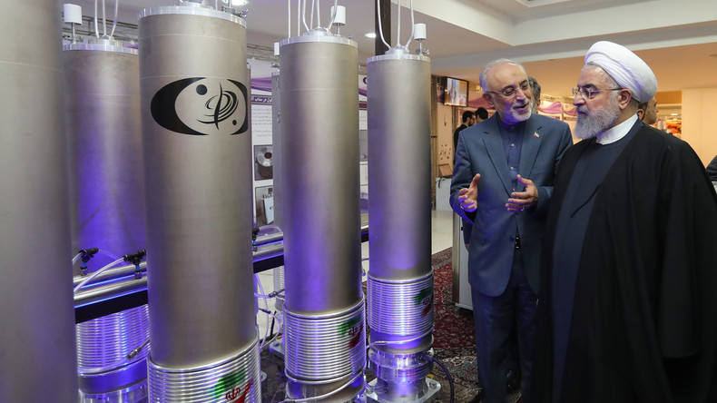 Spannung vor iranischer Entscheidung zum Atomabkommen