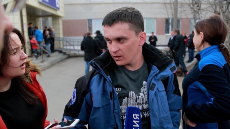 """Überlebender von Scheremetjewo-Unglück: Menschen mit Gepäck behinderten Rettung? """"Alles gelogen!"""""""