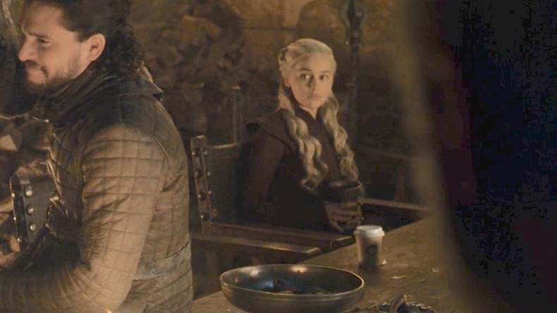 Nachrichten von Game of Thrones: Drachenkönigin bevorzugt Kaffee von Starbucks
