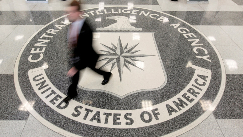 """Bestes Geheimstück: US-Polizei nimmt Frau fest, die im CIA-Gebäude """"Agent Penis"""" sprechen will"""