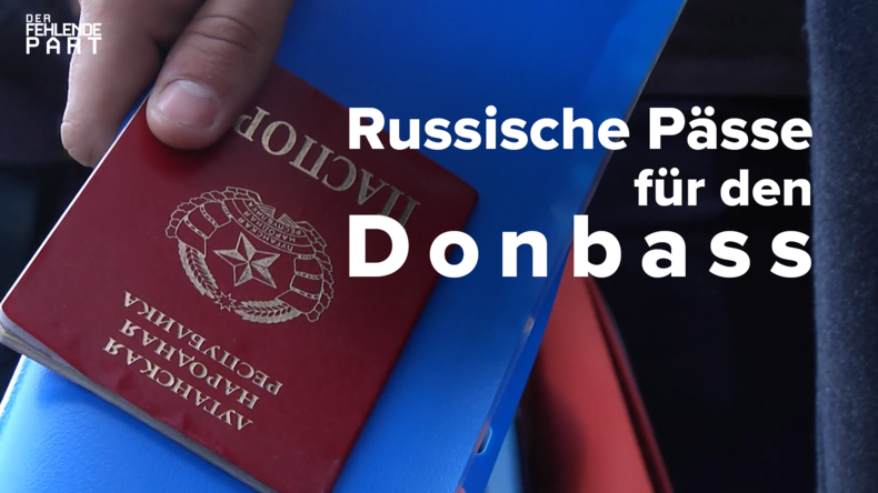 Russland erleichtert Einbürgerung für Ukrainer: Aggression oder Wohltat?