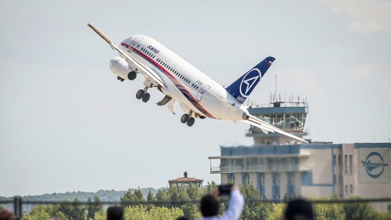 Nach der Katastrophe: Russische Airline sagt Bestellung von SSJ-100 wegen hoher Servicekosten ab