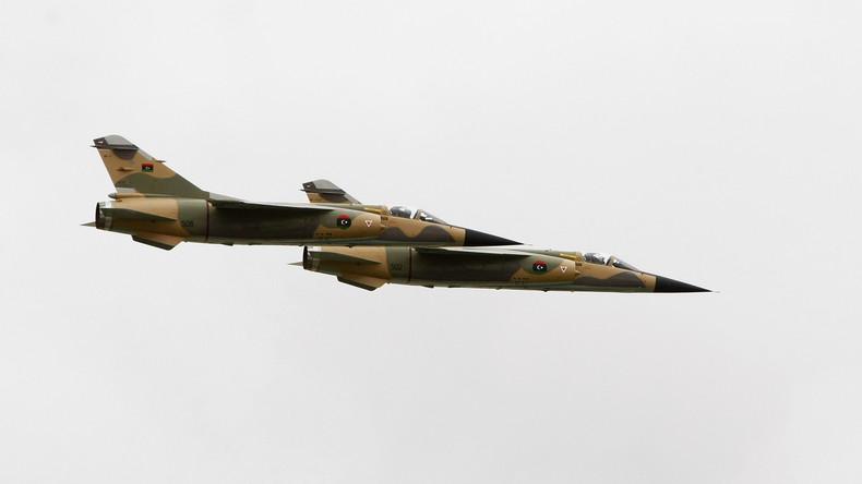 Libysche Nationalarmee behauptet, portugiesischen Piloten abgeschossen zu haben