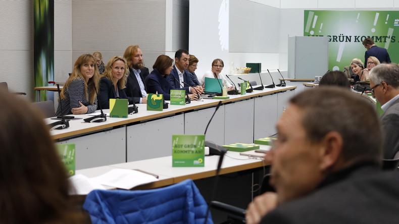 Die Grünen wollen Masern-Impfpflicht und Kohleausstieg vorantreiben