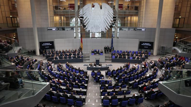 LIVE: Befragung der Bundesregierung – 97. Sitzung des Deutschen Bundestages
