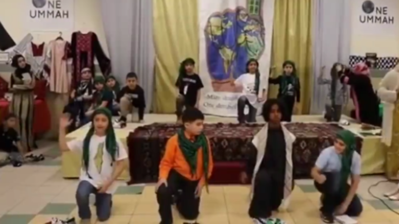 """USA: """"Köpfe für Allahs Heer abhacken"""" – Kinderfest in muslimischer Einrichtung sorgt für Empörung"""