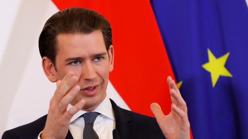 Österreichs Kanzler nutzt Enteignungsdebatte und wirbt um deutsche Investoren