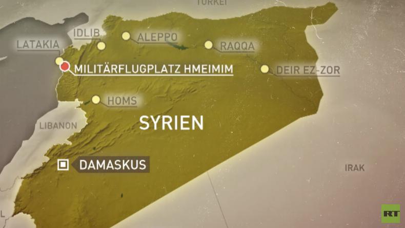 Russischer Militärflugplatz Hmeimim: Die Geschichte vom Kampf gegen den IS in Syrien (Video)