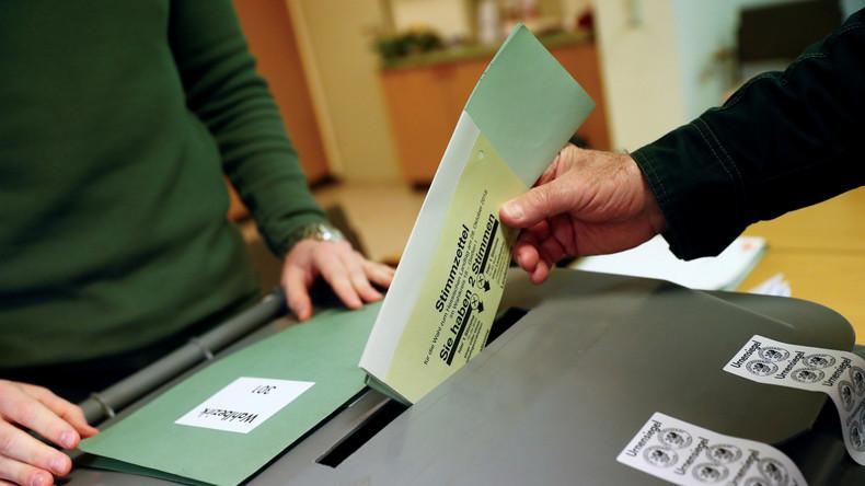 Wahlpanne: Falsche Stimmzettel in Hamburger Bezirk versendet