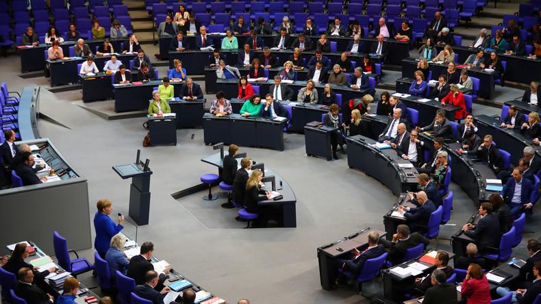 LIVE: 98. Sitzung des Bundestages