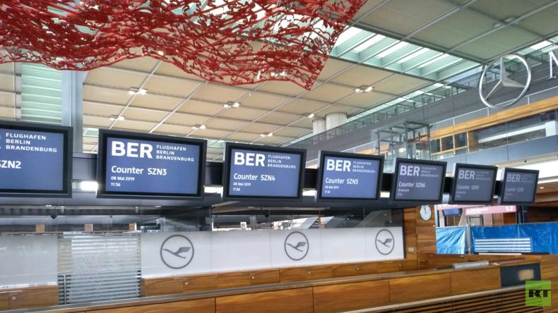 "Flughafen-Chef Lütke Daldrup: ""Der BER hat kein echtes Dübelproblem"""