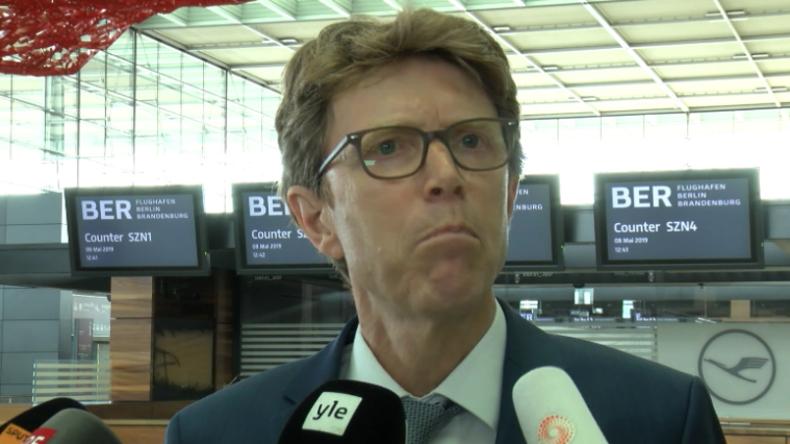 """BER-Chef: """"Werden Flughafen 2020 eröffnen und dieser Peinlichkeit ein Ende bereiten"""""""