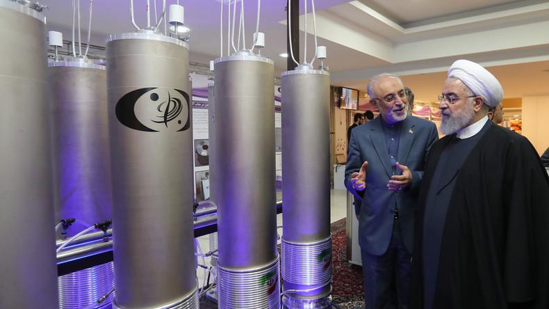 """Atomabkommen: EU-Staaten weisen iranisches """"Ultimatum"""" zurück – US-Sanktionen werden bedauert"""