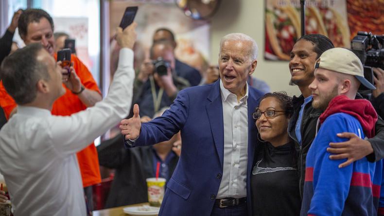 """USA: Die neue """"Hillary"""" heißt Joe Biden (Video)"""