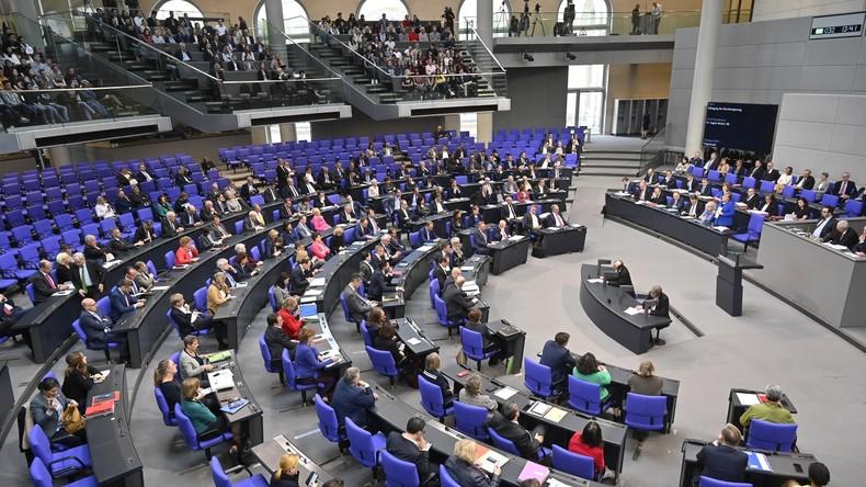 LIVE: 99. Sitzung des Deutschen Bundestages