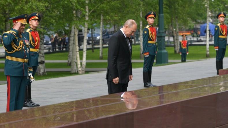 Putin: Russland wird Verteidigungspotenzial weiter stärken und bleibt offen für Zusammenarbeit